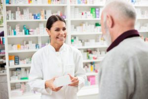 Contact iHealthcare Direct to review your Medicare drug plan with an agent